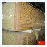 El panel de emparedado incombustible Heat-Insulated del poliuretano de la alta calidad