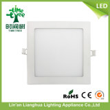 Aluminum Housing를 가진 15W Round Square LED Sidelight Panel