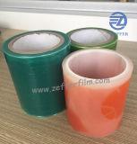 Película protetora colorida para o painel plástico do metal com PE puro Materal