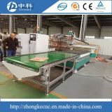 Ferramenta automática alterando o Carregamento automático de folha de MDF máquina de corte CNC