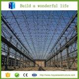 Il basso costo ha prefabbricato la tettoia galvanizzata chiara della Camera del blocco per grafici d'acciaio