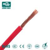 Single Core Non-Sheathed Câble avec conducteurs rigides à des fins générales