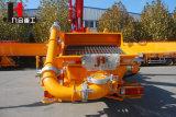 mit 21-38m Hochkonjunktur-Halter LKW-Eingehangene Betonpumpe