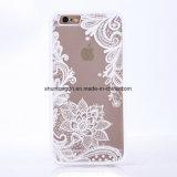 Retro Sexy Teléfono florales para Apple iPhone 7 6 5 6s 5s Se Plus PC disco duro de la flor de encaje+TPU casos Contraportada Capa para el iPhone7plus