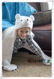 Deken Met een kap van de Ijsbeer van Snowcap Wearable