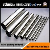 201 301 304 316 l'emplacement du tube en acier inoxydable pour la main courante/rambarde