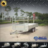Fabricant Trailer Flat Bed for Machinery Transport