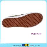 Высокие ботинки Qulaity Fabic верхние вскользь с печатание