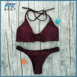 Neuer Entwurfs-handgemachte Form-Bikini-Badeanzug-Badebekleidung