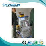 China Proveedor Co de alto rendimiento La máquina de anestesia S6100d