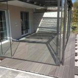 DIY Gleitschutz-WPC im FreienSwimmingpool-Bodenbelagblockierendecking-Fliesen