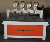 servomoteur Double-Head Multi-Spindle Wood CNC Router