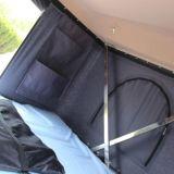 Camping tenda a capota de lona de algodão Shell de fibra de vidro