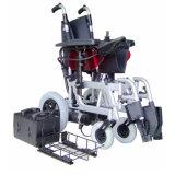 Складывая кресло-коляска высокого качества силы электрическая для люди с ограниченными возможностями