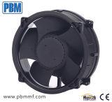ventilador de fluxo 48VDC axial de 200X70mm