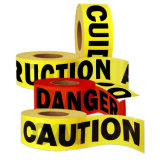 بيع بالجملة باطنيّة قابل للكشف إنذار شريط/أصفر تحذير [تب/ب] عائق شريط