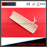 Nueva alta calidad del diseño de la placa de cerámica Calentador infrarrojo