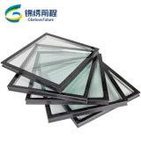 Super großes 10mm+16A+12mm Niedriges-e transparentes abgehärtetes Isolierglas