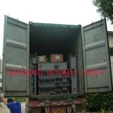 브리지의 무게를 다는 60 톤 트럭