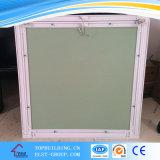Panneau d'accès de gypse/panneau d'accès au plafond de 600*600/1200mm/panneau de gypse décoratifs d'accès