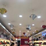 3 лет гарантии Ultra-Силма 9W Круглые светодиодные лампы панели