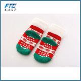 Chaussettes de coton imprimé occasionnel Mesdames fille femelle hommes cadeau de Noël