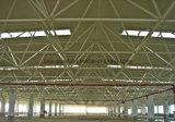 Edificio de acero del almacén de la azotea del braguero de la iluminación