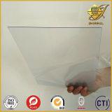 Strato trasparente del PVC per il blocco per grafici della foto