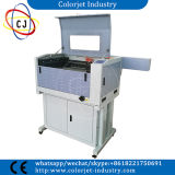 Cj-L4060 tube de laser des best-sellers 80With100W Reci pour l'acrylique, contre-plaqué, vêtements avec la machine de découpage courante stable de laser de CO2