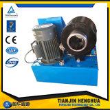 Ce ISO keurde Plooiende Machine van de Slang van de Motor van Duitsland Siemens van de Enige Fase de Hydraulische voor Verkoop goed