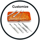 Kundenspezifisches Nagel-Scherer-Set