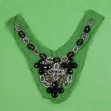 Commerce de gros Fashion Rhinestone acrylique Collier de fils du cordon d'accessoires du vêtement