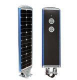 Indicatore luminoso di via solare Integrated di alto potere LED con la casa del sensore di movimento che illumina la lampada da parete esterna con il FCC del Ce