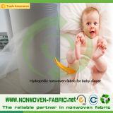 Panno non tessuto idrofilo dei pp per il pannolino