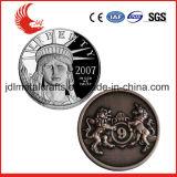 Förderung-preiswerte kundenspezifische Herausforderungs-Andenken-Münze für Verkauf