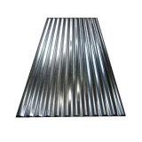 屋根および壁のための電流を通された波形の鋼板