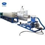 Equipo de proceso de Fushi de la máquina plástica de la protuberancia de la hoja de la espuma del picosegundo
