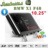 """8.8""""Carplay Novo BMW X1F48(2015.9--)Toque em Tela antirreflexo estéreo para automóvel (opcional)"""