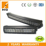 CREE IP68 300W Curved LED Light Bar de 52inch Double Row para Offroad
