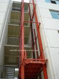 Elevatore Chain idraulico del carico del magazzino