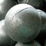 Bille de meulage de medias de bâti élevé de chrome pour le broyeur à boulets de la colle
