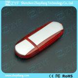 Azionamento ovale della penna del USB del regalo promozionale popolare (ZYF1264)