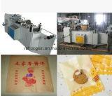 Bolso de comida de papel que hace la máquina con la máquina de impresión de la flexión
