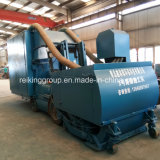 Bewegliche Rostbeseitigung-Oberflächen-Reinigungs-Granaliengebläse-Maschine