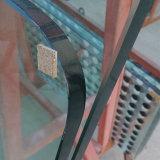 Vetro Tempered del Basso-Ferro su ordinazione 19mm di formato di fabbricazione 15mm della Cina