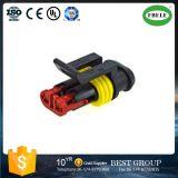 3 Pin-männlich-weiblicher elektrischer Draht-Verbinder