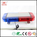 LED Mini Aluminum Lightbar Universal Sia Short Lightbars Row Type Lights LED Warning Raffic Lightbar