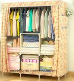 Faltende bewegliche Speichertuch-Garderoben-Zubehör (FW-17)