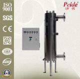 De UVSterilisator van de Industrie van de hoge Capaciteit voor de Installatie van de Behandeling van het Water