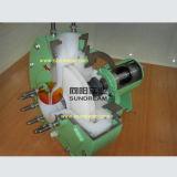Hohe Konzentrations-Schwefelsäure-chemischer Prozess-Plastikpumpe